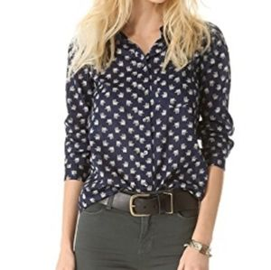 Madewell Eden Boy button-up shirt